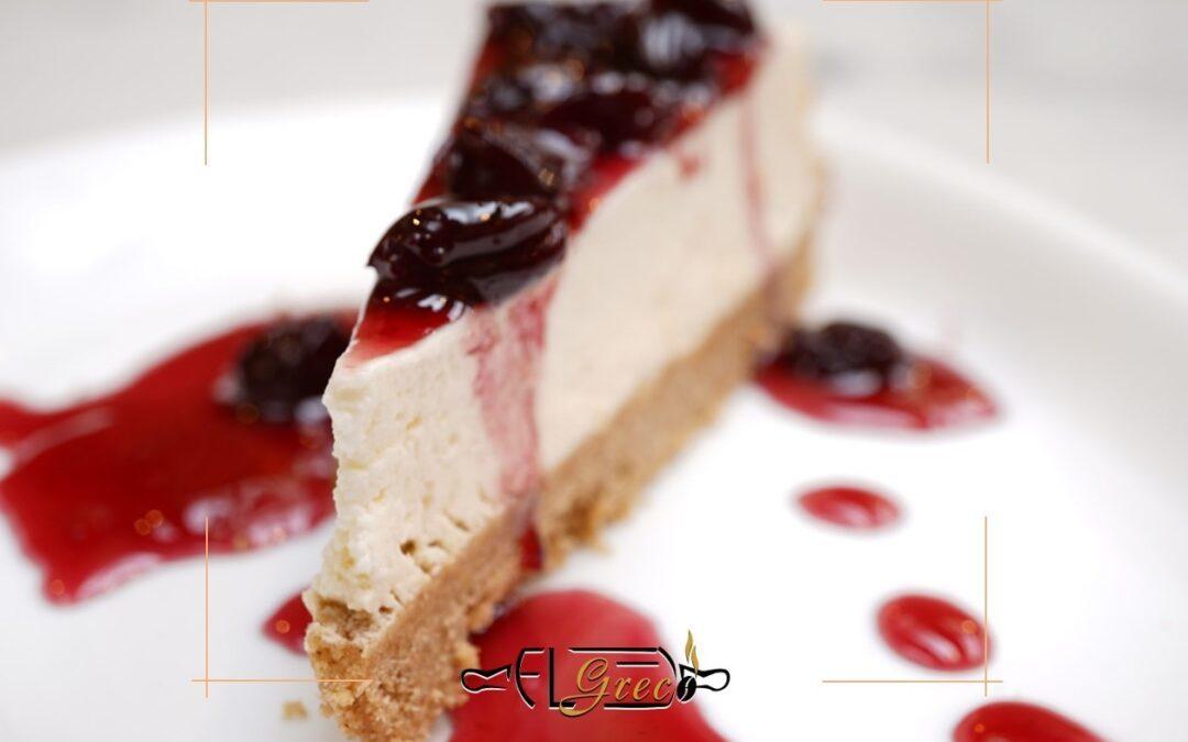Чийзкейк – перфектният сладкиш за лятно настроение