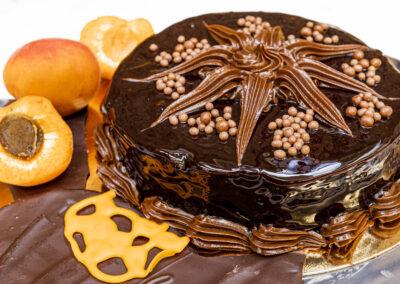 Торта Сахер - автентична торта по оригиналната рецепта